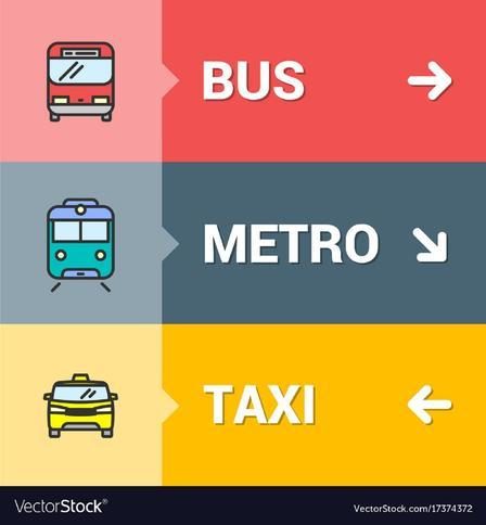 bus-metro-taxi-signs-with-color-outline-icons-vector-17374372